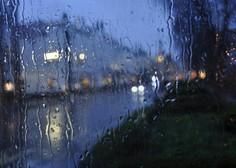 Pred nami občutna ohladitev s padavinami