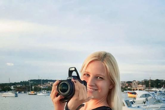 Daisy Zaccarin: Babica ji je želela razširiti obzorja,  zato jo je navdušila  nad potovanji