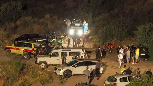 Hudourniške poplave na jugu Italije odnesle najmanj enajst izletnikov, še pet jih pogrešajo (foto: profimedia)