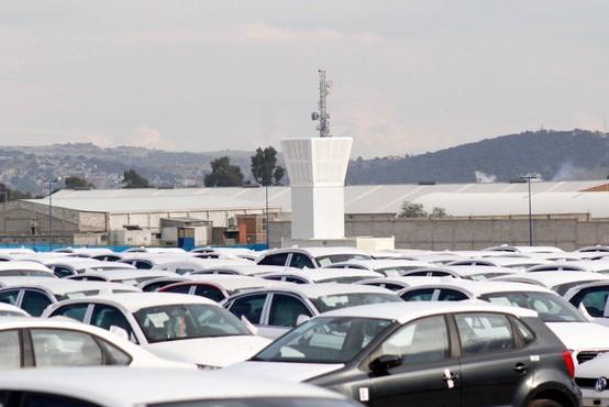 Mehiški kmetje obtožujejo Volkswagen, da s protitočnimi topovi povzročajo sušo