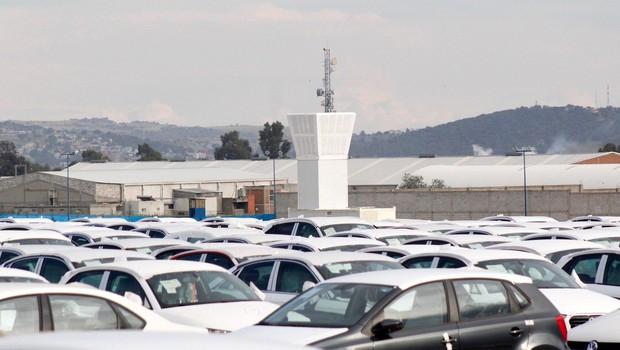 Mehiški kmetje obtožujejo Volkswagen, da s protitočnimi topovi povzročajo sušo (foto: profimedia)