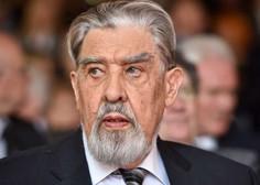 Umrl je pesnik in akademik Ciril Zlobec