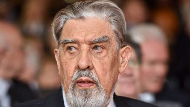 Umrl je pesnik in akademik Ciril Zlobec (foto: Nebojša Tejić/STA)