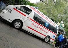 Na Kitajskem je znova zagorel hotel, najmanj 18 mrtvih