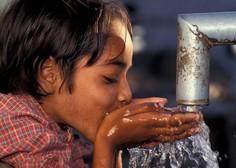 600 milijonov otrok na svetu v šoli brez pitne vode in stranišč, poroča Unicef!