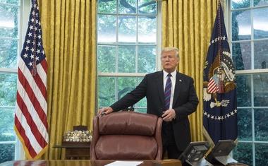 Donald Trump obtožil Google pristranskosti pri novicah o njem