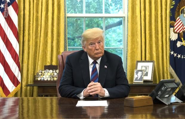 Donald Trump obtožil Google pristranskosti pri novicah o njem (foto: profimedia)