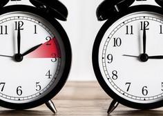 Evropska komisija bo predlagala ukinitev premikanja ure