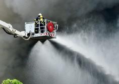Nemčija: V požaru v rafineriji 10 ranjenih, evakuirali 1800 ljudi