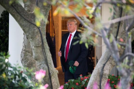 Trump odpovedal srečanje s Putinom in za razlog navedel ukrajinske mornarje