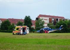 V gostinskem pretepu hudo poškodoval 42-letnika, a kar pol ure nihče ni poklical reševalcev