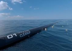 Iz San Francisca je odplula ladja, s katero naj bi se lotili čiščenja plastičnih odpadkov v Tihem oceanu