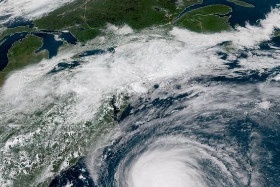 Orkan Florence ogroža 10 milijonov ljudi