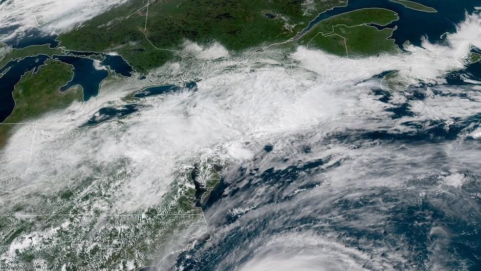 Orkan Florence ogroža 10 milijonov ljudi (foto: Profimedia)