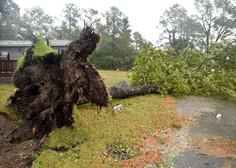 Orkan Florence se umirja, a je kljub šibkejšemu učinku od napovedanega terjal pet življenj