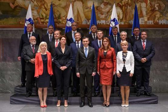 Po imenovanju ministrov primopredaje po resorjih