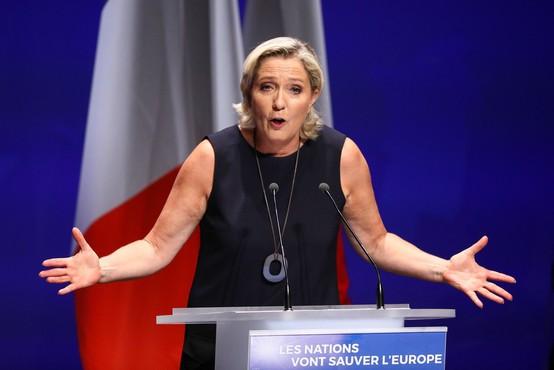 Sodišče je za Marine Le Pen odredilo psihiatrično oceno