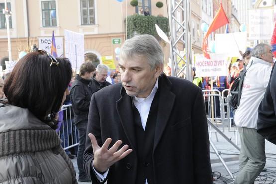 Sodišče Vladimirju Vodušku izreklo zaporno kazen zaradi poskusa izsiljevanja