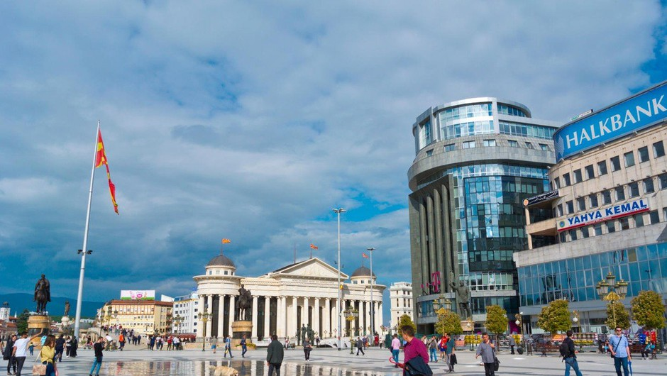 Referenduma v Makedoniji se ni udeležila potrebna polovica volivcev (foto: profimedia)