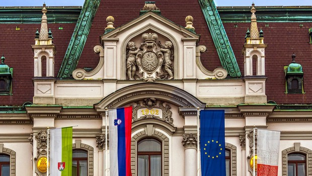 Ljubljana: Bruci s Pozdravom brucem uradno vstopili v novo študijsko leto (foto: Profimedia)
