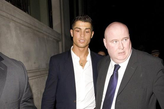 Policija s preiskavo Ronaldovega domnevnega posilstva, njegovi odvetniki napovedujejo tožbe
