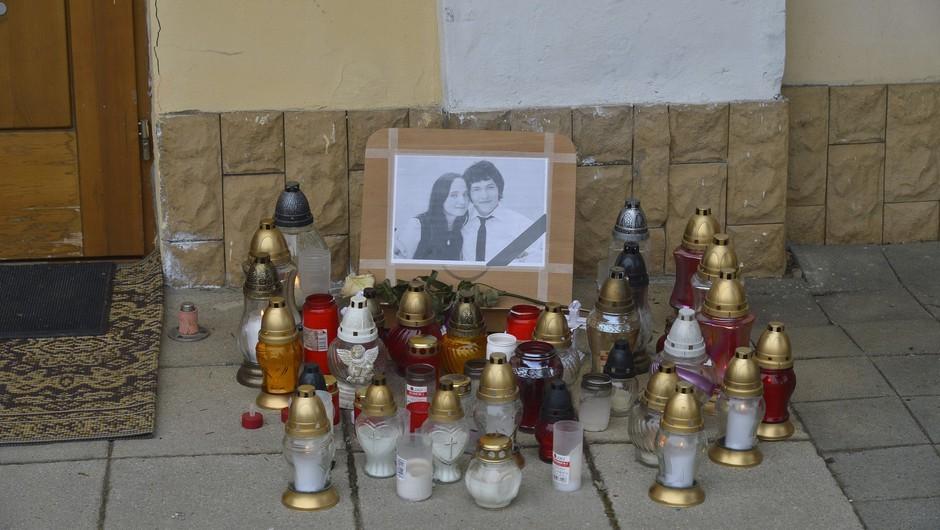Umor novinarja Kuciaka naj bi naročil slovaški milijonar, poročajo slovaški mediji (foto: profimedia)