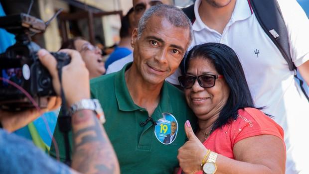 Slavni nogometni zvezdnik Romario v boj za guvernerja Ria de Janeira (foto: profimedia)