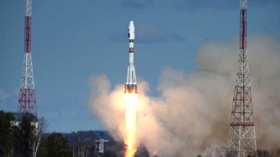 Izstrelitev Sojuza je bila neuspešna zaradi nepravilnosti pri sestavi delov (foto: Xinhua/STA)
