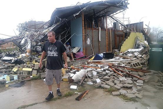 Orkan Michael v ZDA zahteval smrtne žrtve, v Indiji pa zaradi ciklona evakuirali 300.000 ljudi!