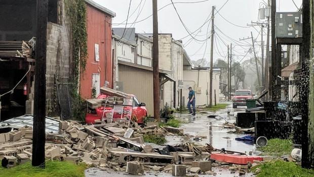 VIDEO: Orkan Michael v ZDA doslej zahteval najmanj 11 žrtev (foto: Profimedia)