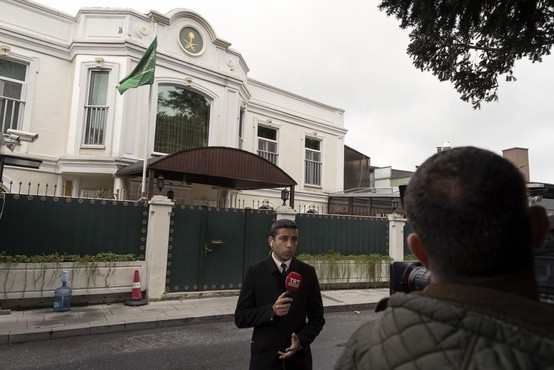 Džamal Hašodži je mislil naprej: pametno uro naj bi naravnal za snemanje dogajanja