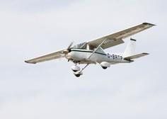 Zasebno lahko letalo strmoglavilo in trčilo med ljudi, trije mrtvi