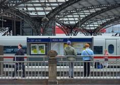 Policisti v  Kölnu rešili dramo s talci