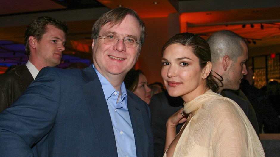 Umrl je soustanovitelj Microsofta in človekoljub Paul Allen (foto: Profimedia)