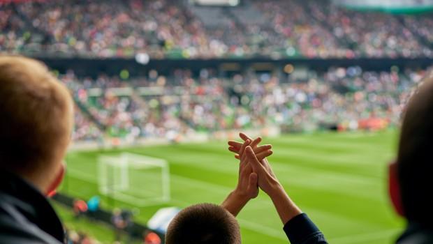 Zaporna kazen za nogometnega navijača, ki je s kozarcem piva zadel sodnika (foto: profimedia)