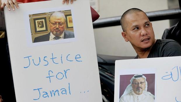 Rijad priznal, da je bil Hašodži umorjen in izrazil sožalje njegovi družini (foto: profimedia)