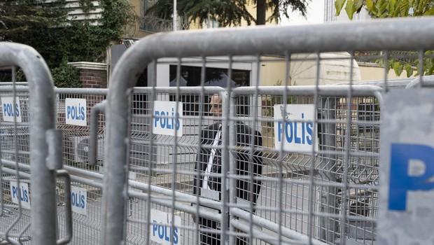 Turčija ima dokaze, da je bil umor Hašodžija načrtovan (foto: profimedia)