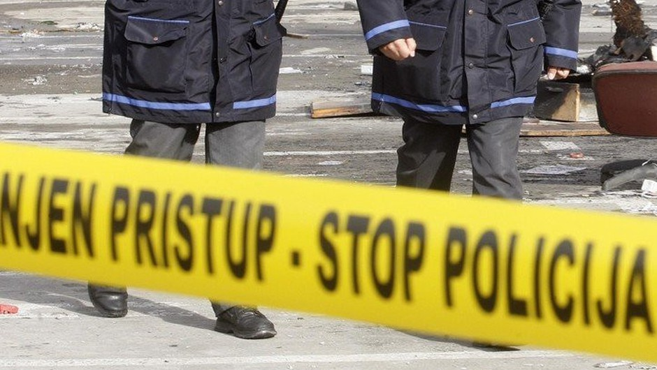 Avtomobilski tatovi v Sarajevu ubili dva policista (foto: profimedia)