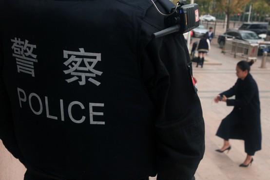 V kitajskem vrtcu v napadu z nožem ranjenih 14 otrok