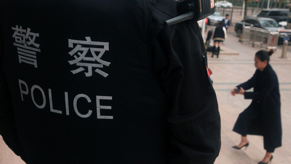 V kitajskem vrtcu v napadu z nožem ranjenih 14 otrok (foto: profimedia)
