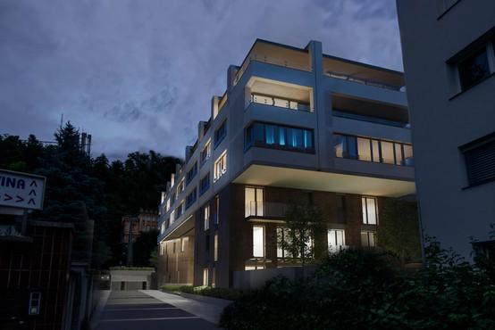 Luwigana - edinstvena stanovanjska rezidenca pod Ljubljanskim gradom