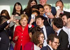 Angela Merkel - najvplivnejša Evropejka se pripravlja na odhod