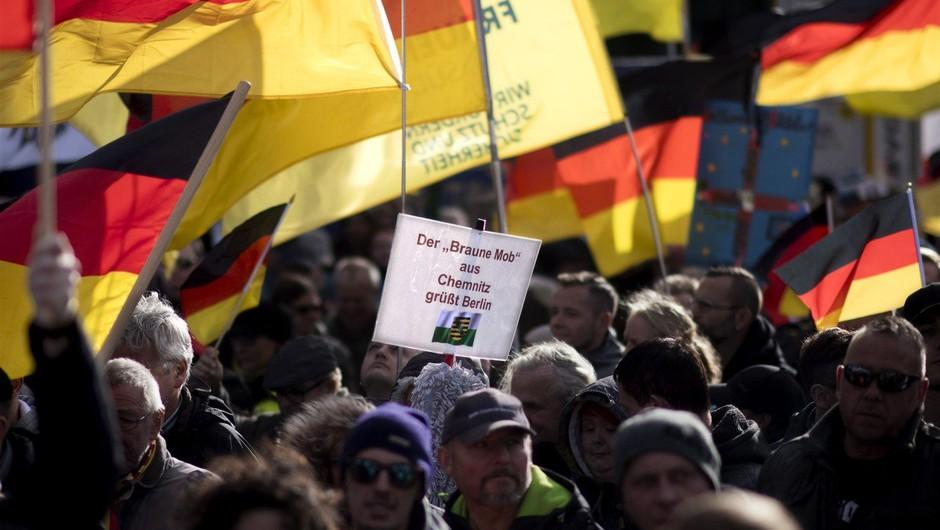 Freiburg: Zaradi posilstva študentke napovedane demonstracije in kontrademonstracije! (foto: profimedia)