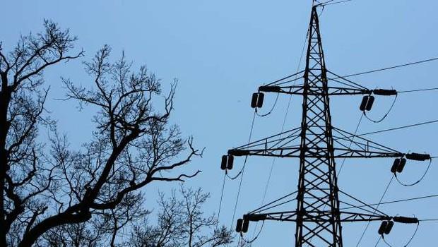 Na območju Primorske brez elektrike 1650 odjemalcev, v Dravogradu spremljajo razmere (foto: Domen Grogl/STA)