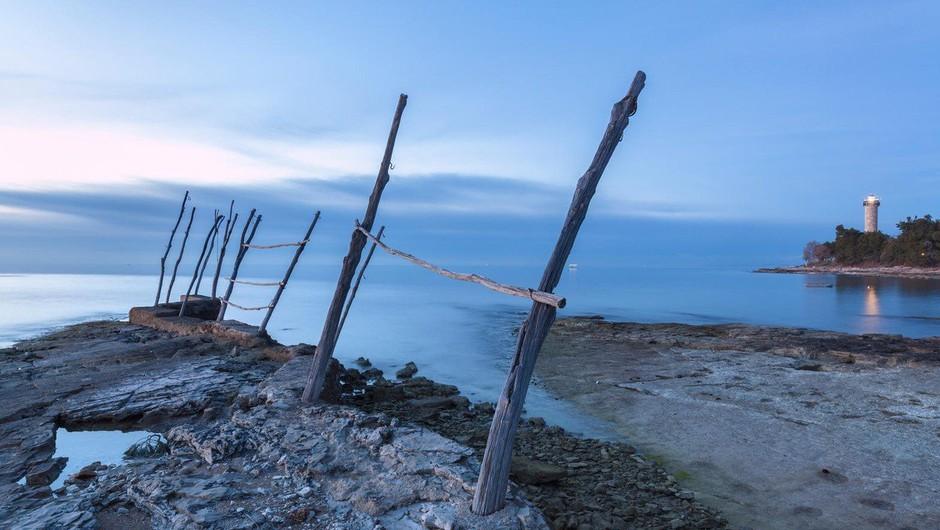 Pri Savudriji pogrešan slovenski deskar sam priplaval na obalo Trsta! (foto: profimedia)