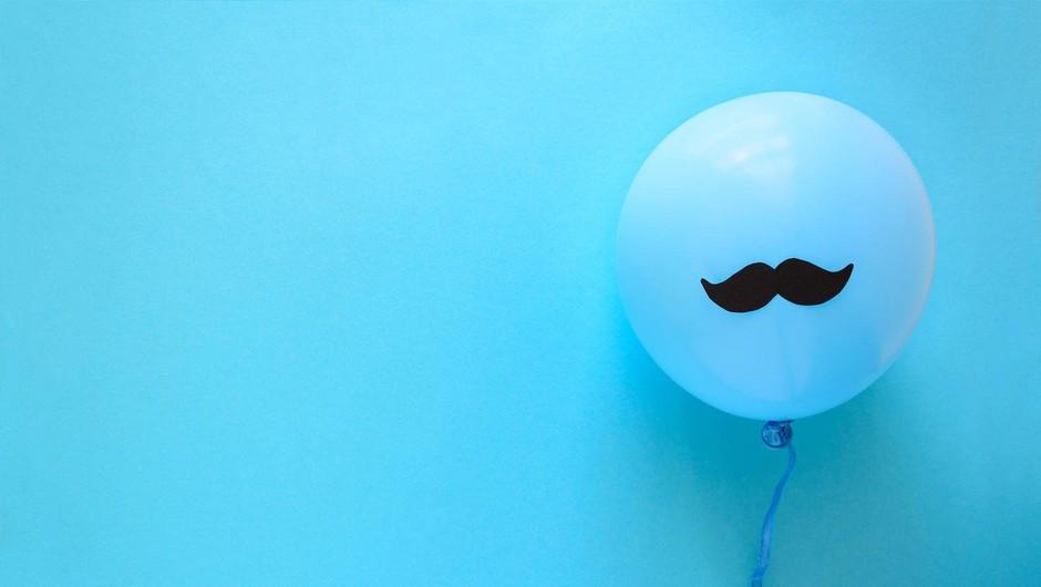 Movember: Puščanje brkov za ozaveščanje o boleznih moških (foto: Profimedia)