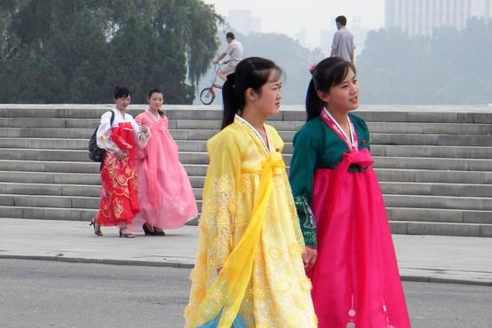 Severnokorejke žrtve spolnega nasilja policistov in drugih predstavnikov oblasti