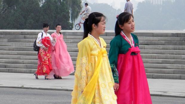 Severnokorejke žrtve spolnega nasilja policistov in drugih predstavnikov oblasti (foto: profimedia)