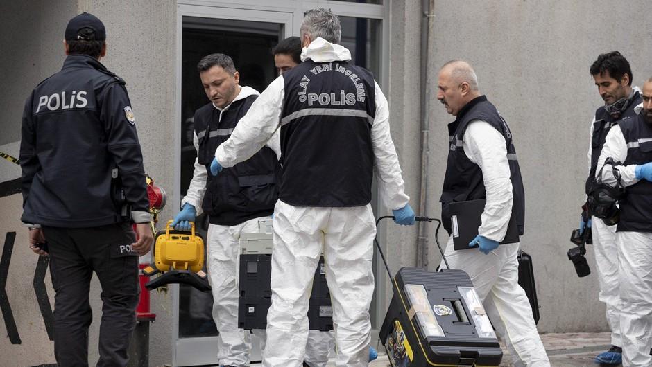 Truplo novinarja Hašodžija naj bi uničili v kislini (foto: Profimedia)