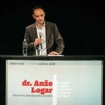 Janković in Logar soočila stališča o razvoju Ljubljane (foto: Anže Malovrh/STA)